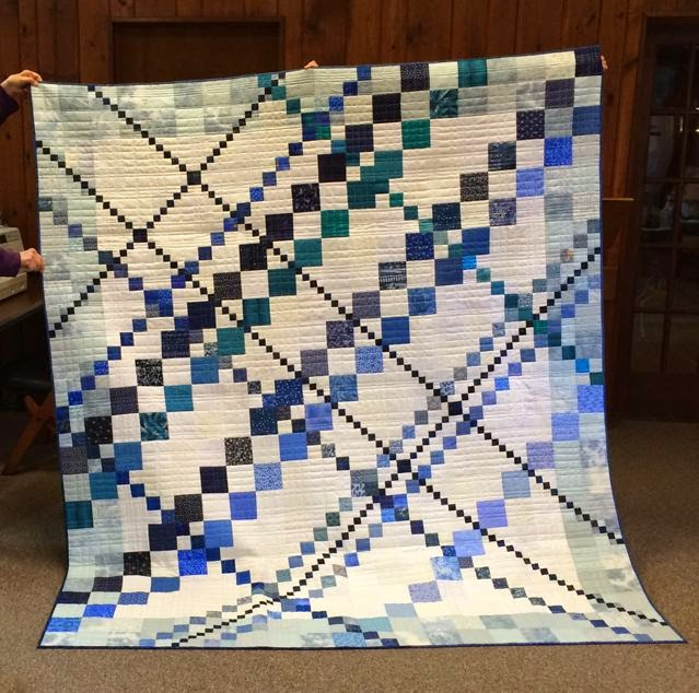 The Inside Stori By Mary Stori 2015 Asheville Quilt Guild Raffle