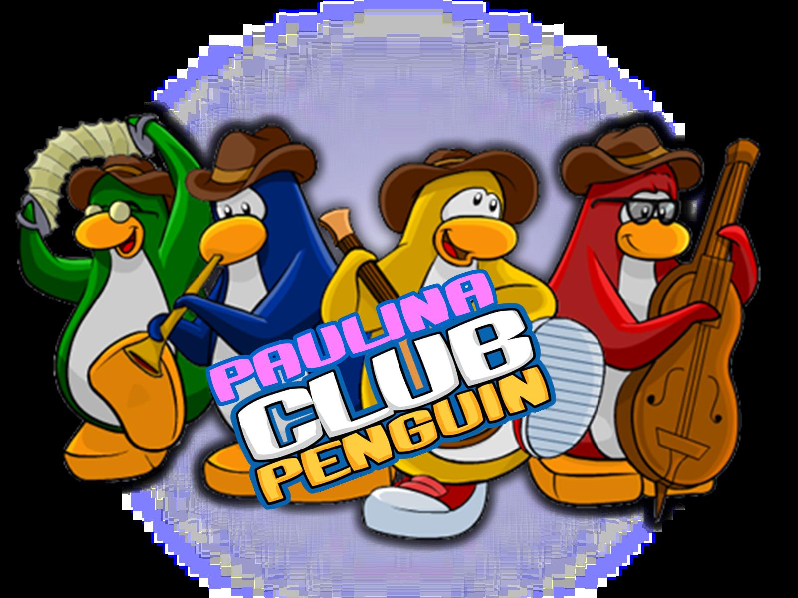 PAULINA - CLUB PENGUIN: FELICIDADES PAU