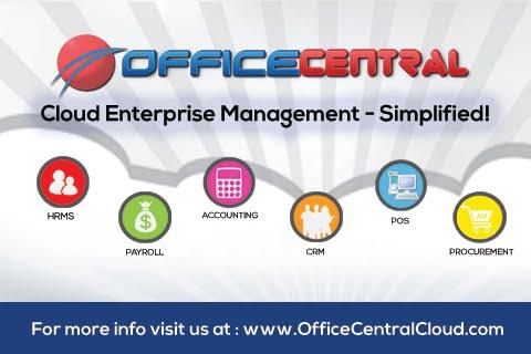 OfficeCentral Cloud Enterprise Management