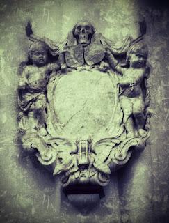 vanitas in de oude kerk in delft 1