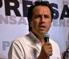 """Hay """"efecto cucaracha"""" por combate al crimen: Cuitláhuac"""