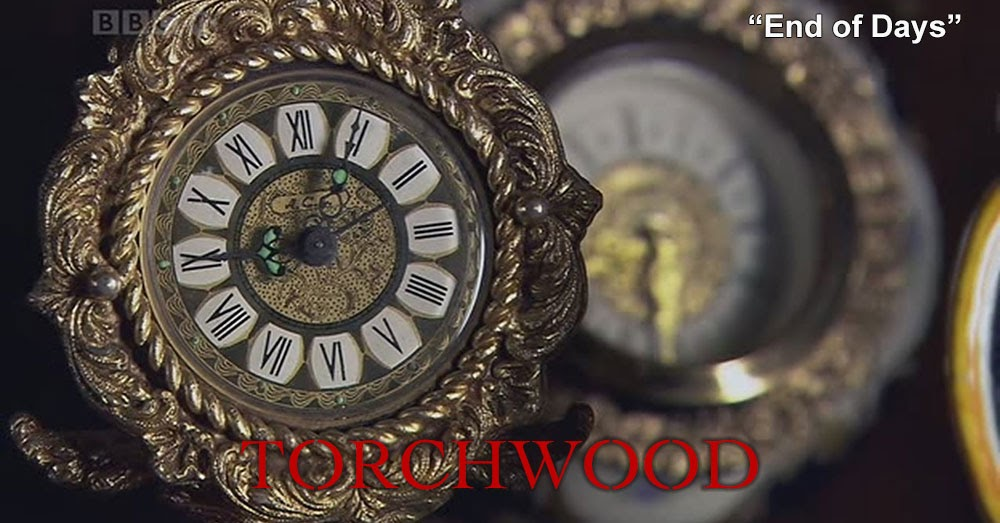 Torchwood 13: End of Days