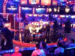 2011 WSOP Main Event, Day 7 (main feature table)