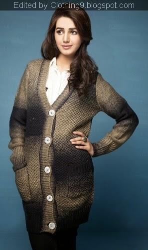 Bonanza sweaters designs 2015-16