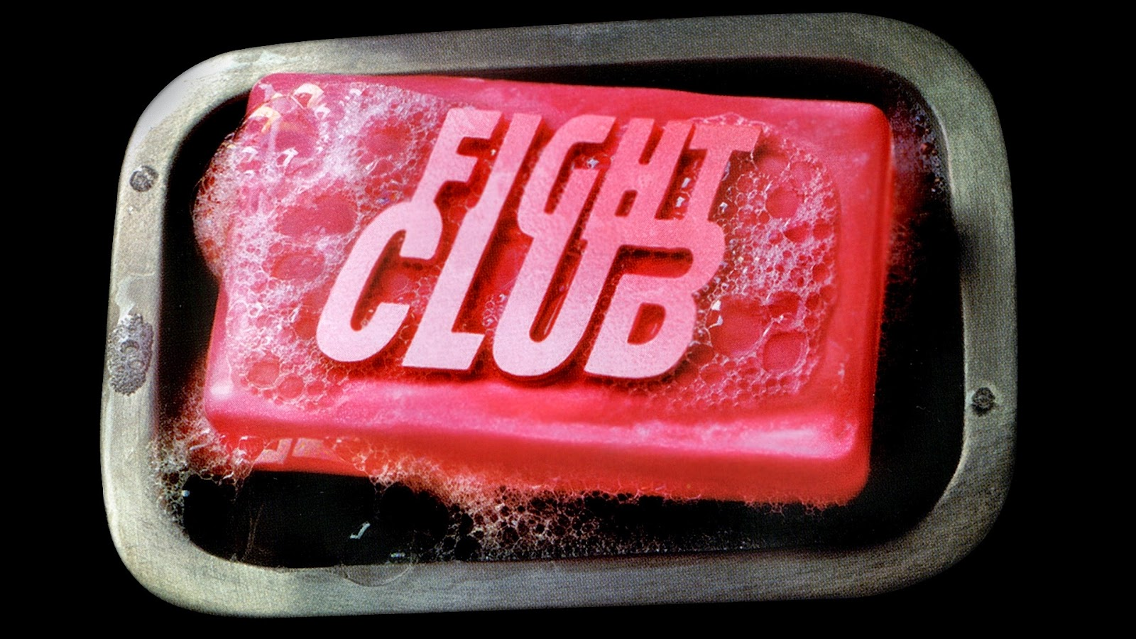 HD Fight Club soap wallpaper photo