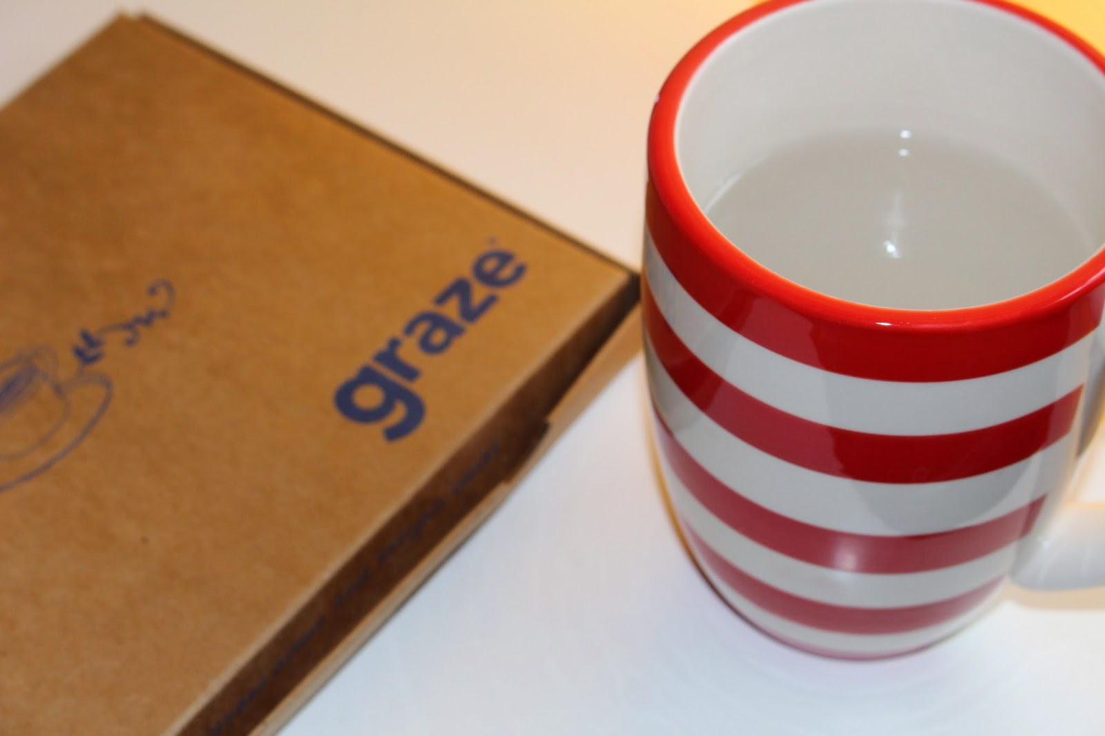 Graze Tea Box Review