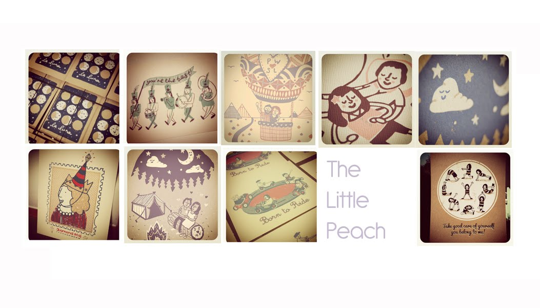 The Little Peach Print Co.