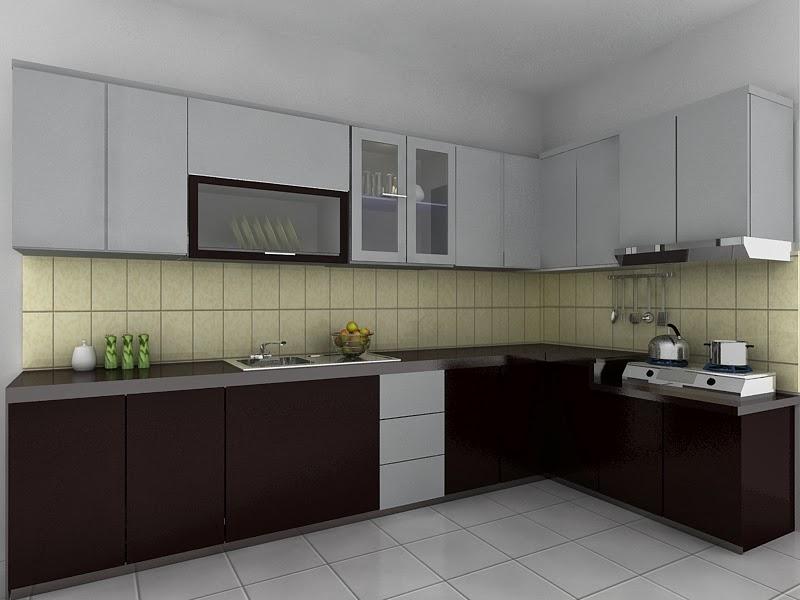 Desain kitchen set murah di surabaya for Kitchen set surabaya