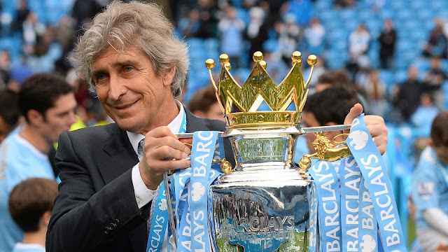 OFFICIAL: Guardiola to replace Pellegrini as Manchester City's next manager 2