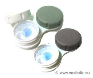 how to read contact lens package