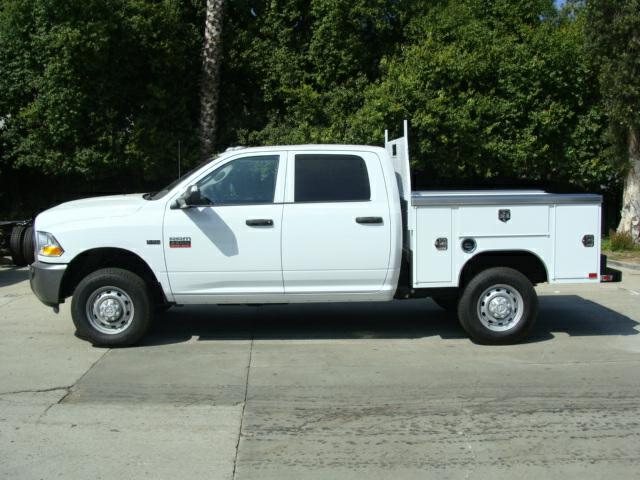commercial truck success blog: 6.5' short bed low profile service