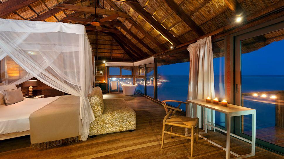 luxury hotels zanzibar:
