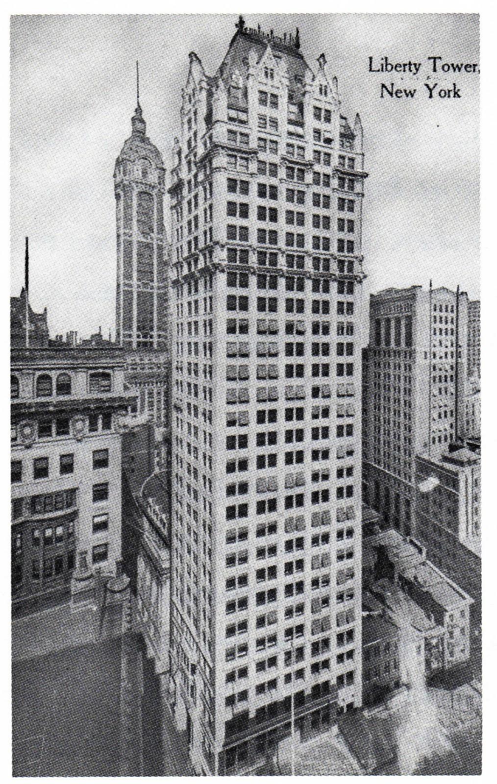 1910, se consolida la Ciudad Vertical