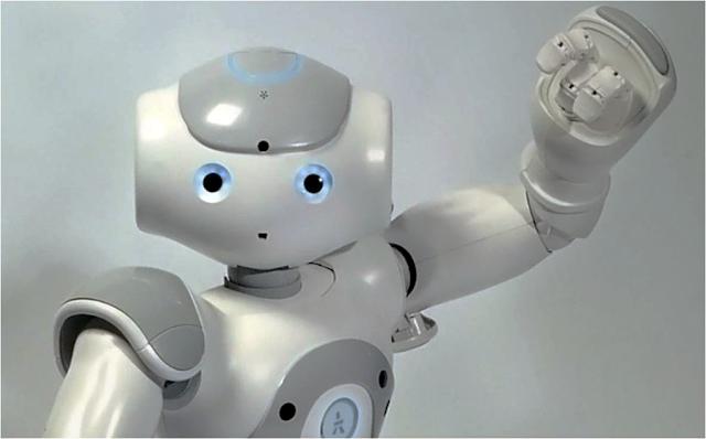 NAO Robot used at Hagiwara Lab