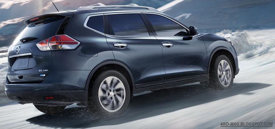 2014 Nissan X-Trail/Rogue