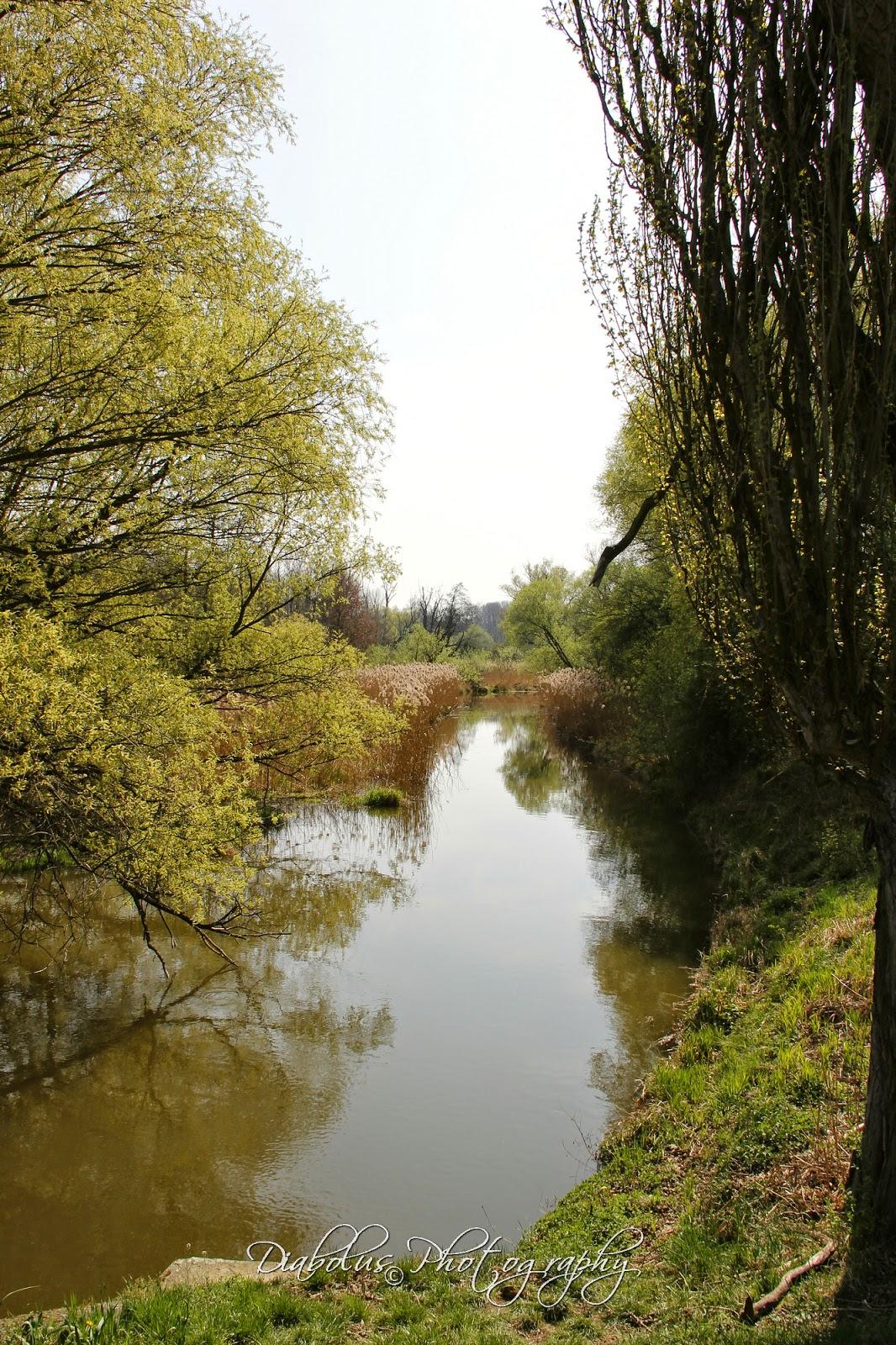 Morava - Kátovský kanál