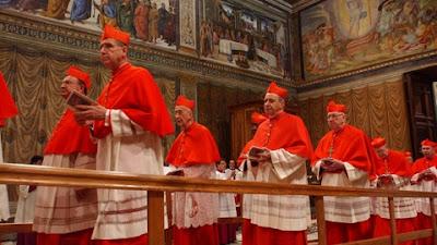 Definido: conclave terá início no dia 12 de março
