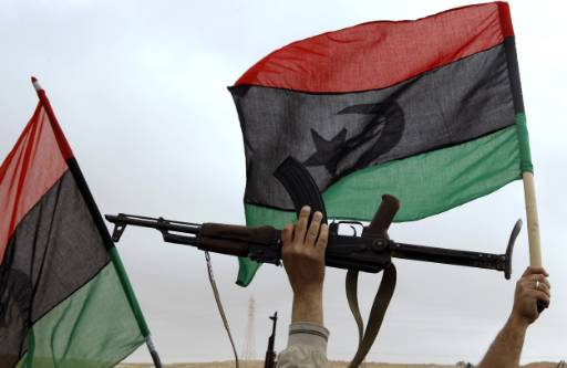 Wallpapers Flag of Libya