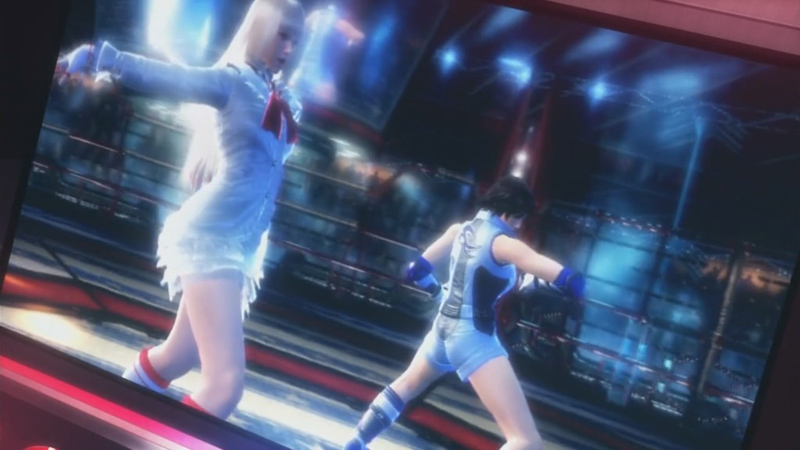 Accel World Tekken Tag 2