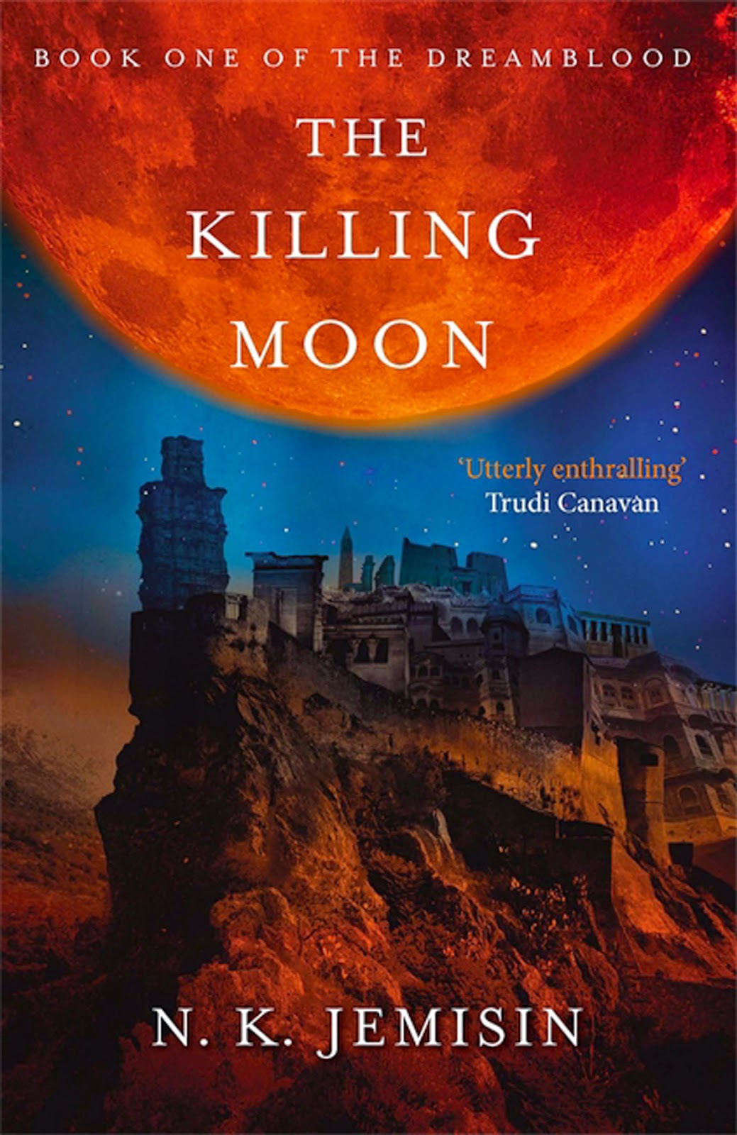 Microreview [book]: The Killing Moon By Nk Jemisin