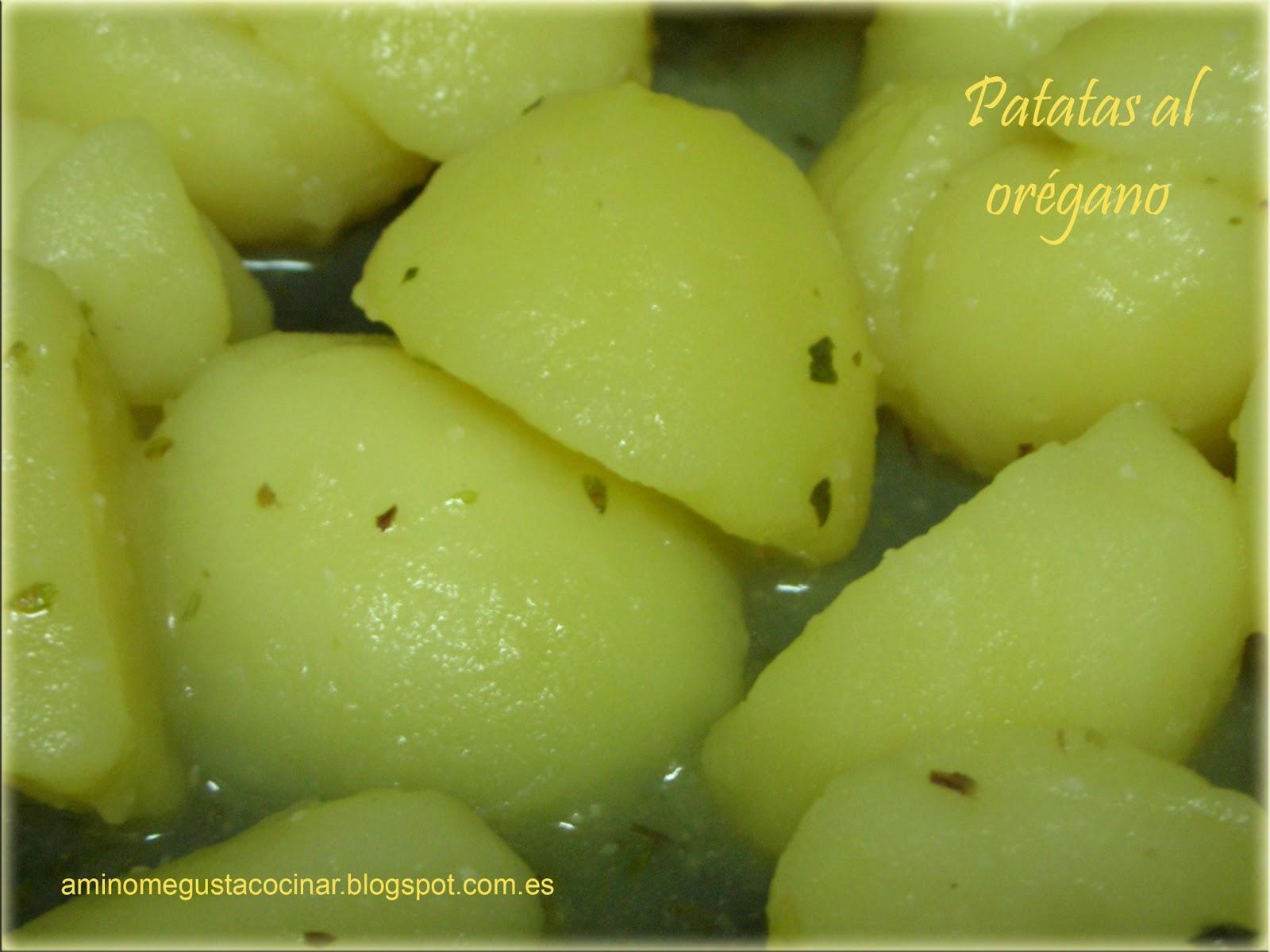 Como Cocinar Patatas | Patatas Al Oregano