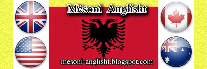 Meso Anglisht