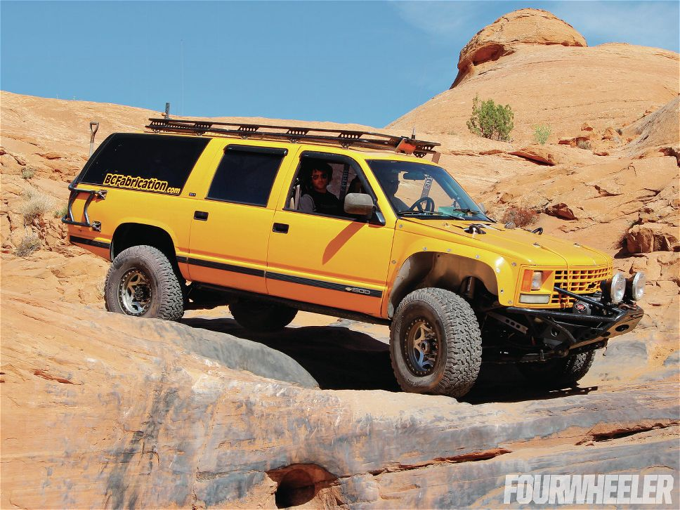 Overaxle 4x4 An Off Road Car Modification The Former