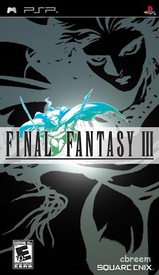 Final Fantasy III [Español] [PSP] [MG]