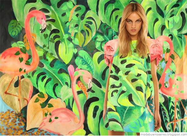 Bafweek primavera verano 2013. Semana de la moda Buenos Aires.