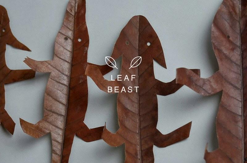 Leaf Beasts de Baku Maeda