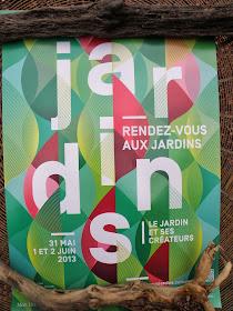 RENDEZ-VOUS AUX JARDINS 2013