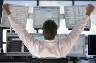 Forex trader de sucesso