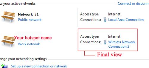 internetaccess Cara Share Koneksi Internet Melalui WiFi dengan mHotSpot