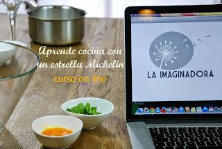 curso online cocina creativa