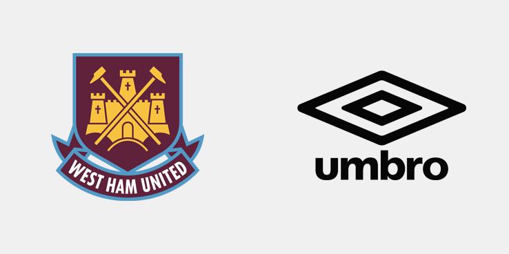 ¿El West Ham vuelve a vestir Umbro?