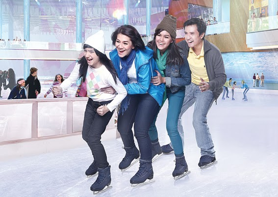 Bx  ice skating
