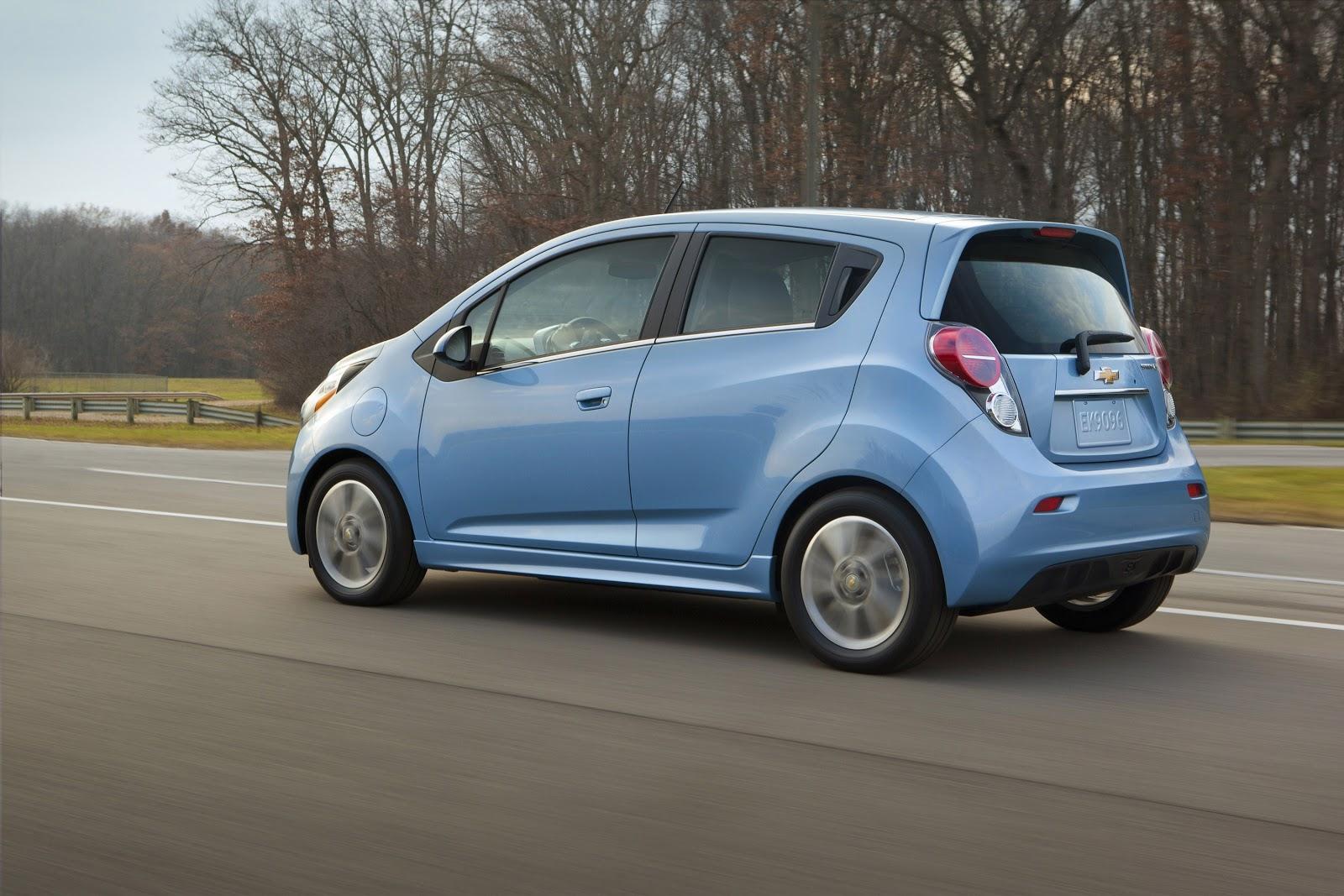 2014 chevrolet spark ev auto cars concept. Cars Review. Best American Auto & Cars Review