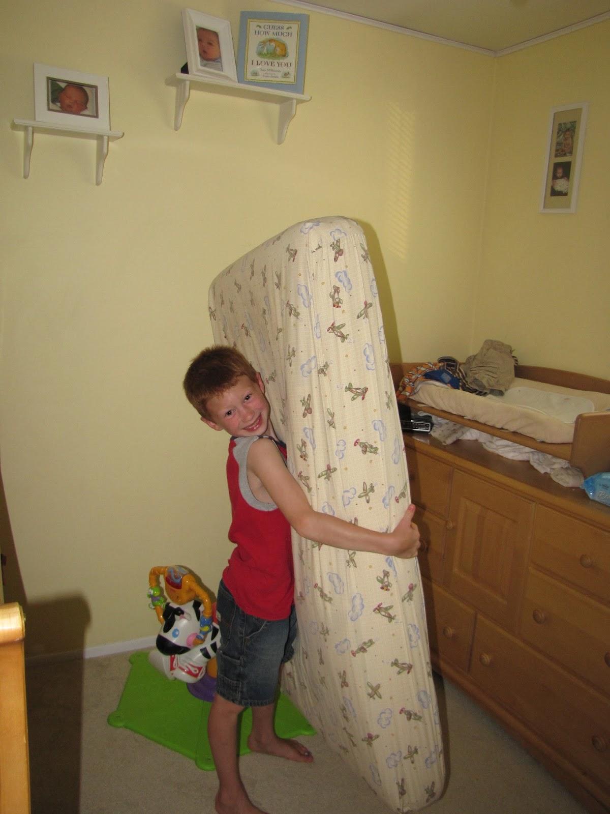 Purposeful Homemaking Lullaby Earth Crib Mattress Review