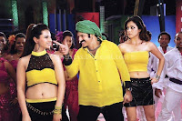 Isha, chawla, and, parvati, melton, hot, and, spicy, navel, show