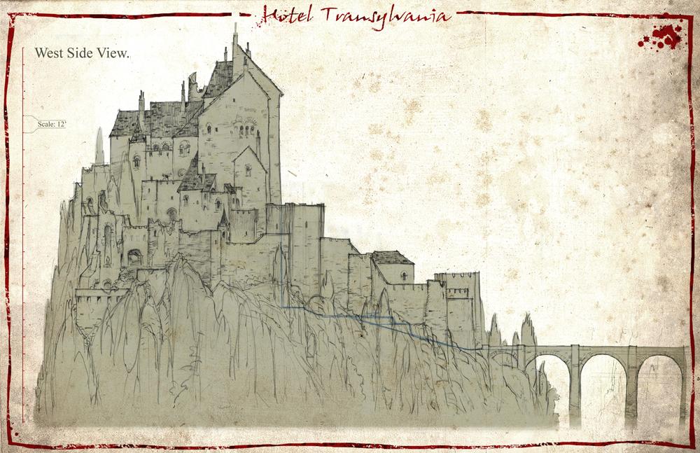Ushuaia: The Castle Design.