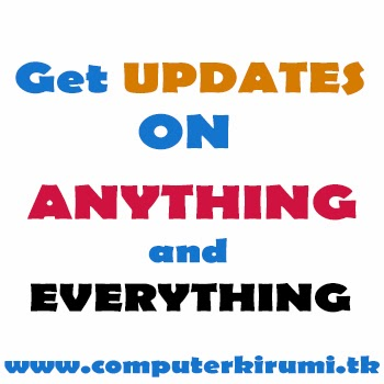 How to Get latest updates on anything on email