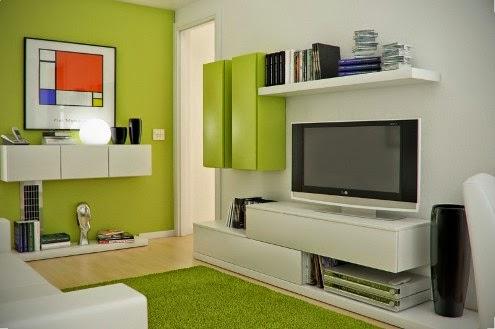 Small Living Room with TV Decorating Ideas Eblandar
