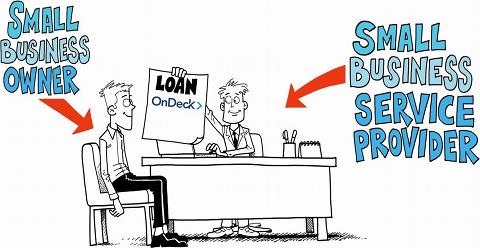 OnDeck pour les banques