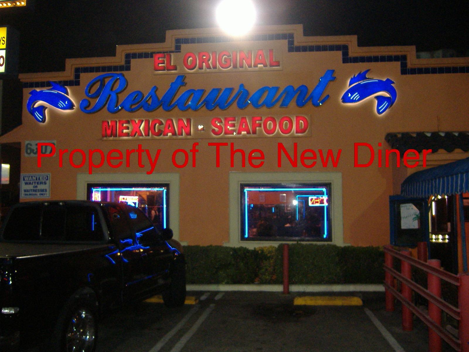 El 7 Mares Restaurant Long Beach - American Restaurant ...