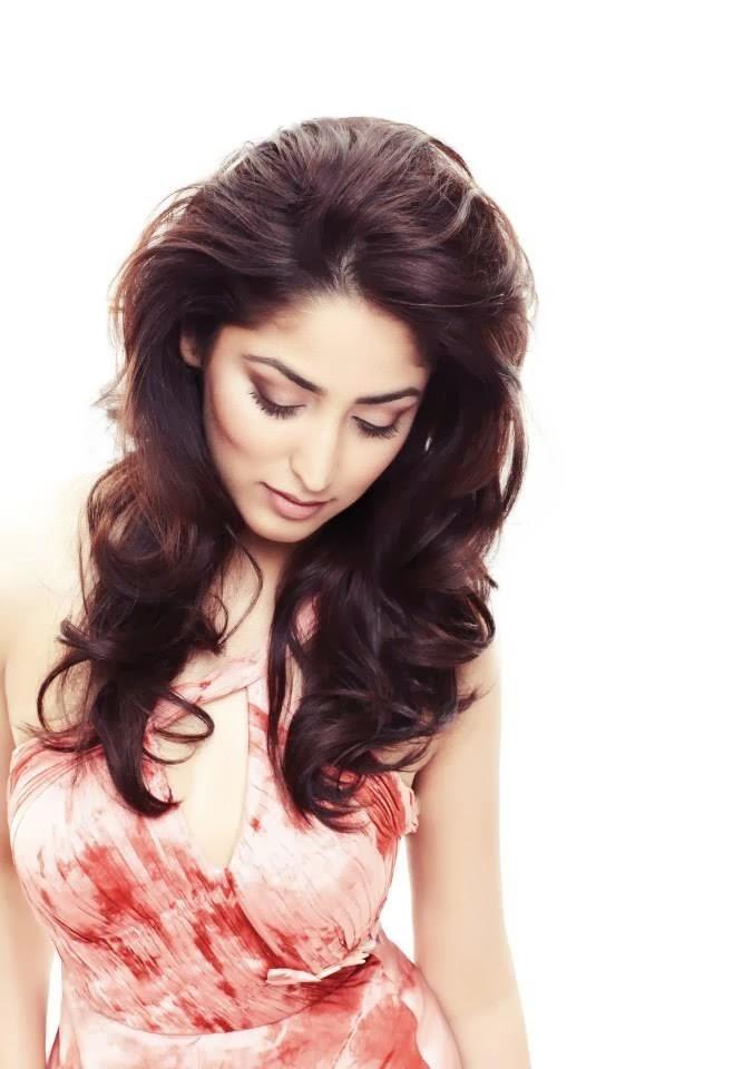 Yami Gautam in Femina Magazine