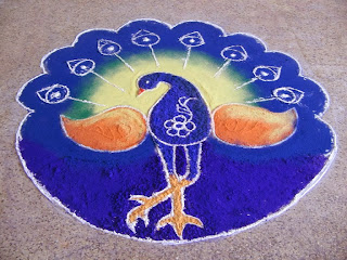 rangoli design pattern