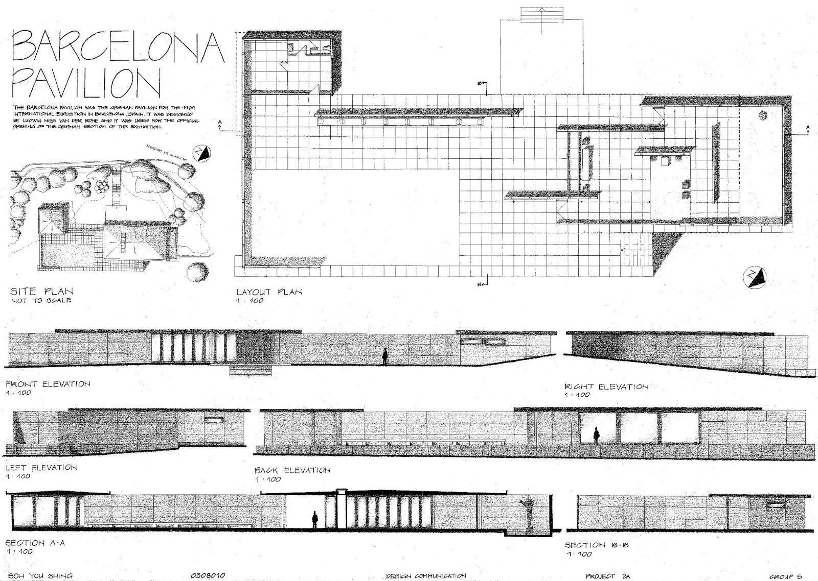 barcelona pavilion floor plan dimensions barcelona pavilion ludwig mies van der rohe emma louise. Black Bedroom Furniture Sets. Home Design Ideas