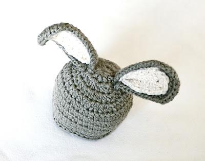 crochet bunny hat pdf