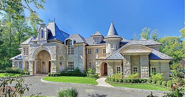 Mansions more french style new jersey estate for 35 mansion terrace cranford nj