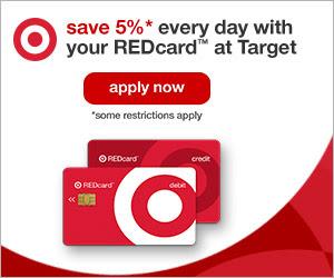 REDcard at Target